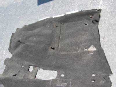 '90-'97 Miata Carpet Set, Black - Image 5