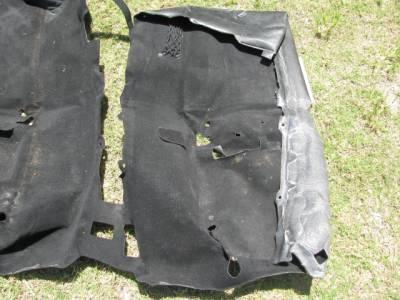 '99-'05 Miata NB Carpet Set, Black - Image 3