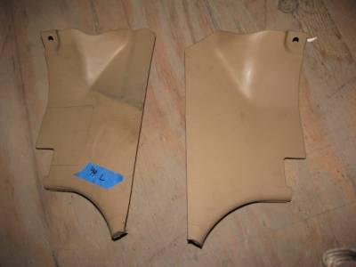 Miata 99-05 - Body, Internal Inc. Seats, Dash, AC, Tops - NB'99-'05Trim, Tan Kick Panel
