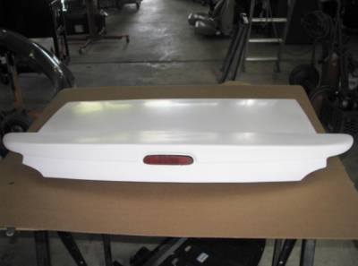 New Light Weight '99 - '05 Miata MazdaSpeed Rear Trunk Lid and Spoiler