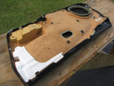 Miata '99-'00 Black Door panel, Driver - Image 3