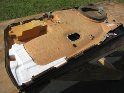 Miata '99-'00 Tan Door panel, Driver - Image 3