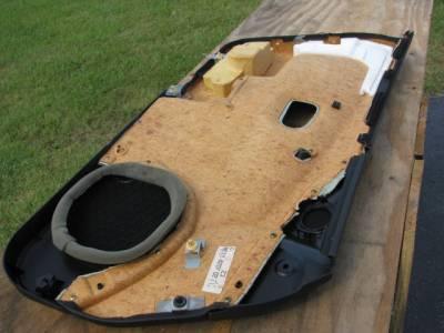 Miata '99-'00 Black Door panel, Passenger - Image 3