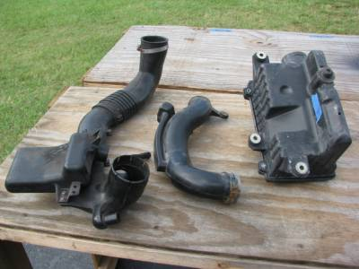 Miata 90-97 - Engine & Accessory Components - '90 - '93 1.6 Miata Intake/Cleaner Assembly