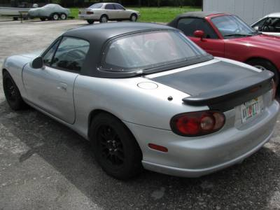 New Light Weight Miata Race Hard Top fits '90 - 05 - Image 7