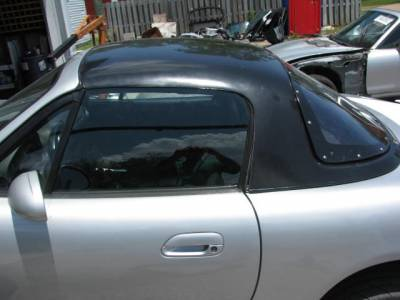 New Spec Miata Parts '90-'97 - Body, Internal Inc. Seats, Dash, AC, Tops - New Light Weight Miata Race Hard Top fits '90 - 05