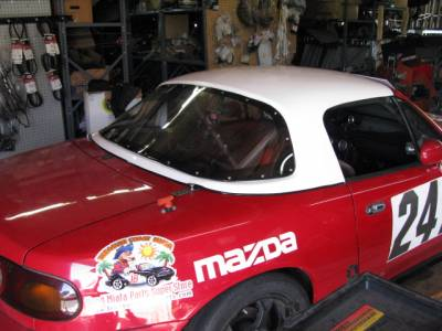 New Light Weight Miata Race Hard Top fits '90 - 05 - Image 11
