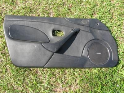 Miata '01-'05 Black Bose Door panel, Driver