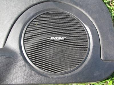 Miata '01-'05 Black Bose Door panel, Driver - Image 2