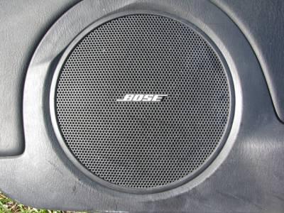 Miata '01-'05 Black Bose Door panel, Passenger