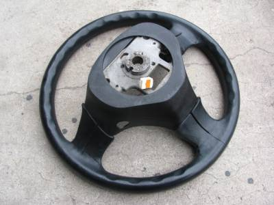 01-05 Leather Steering Wheel, No Airbag - Image 3